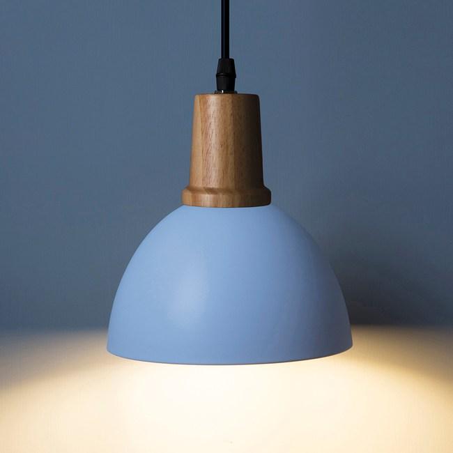 (組)特力屋萊特木質吊燈白金屬燈罩
