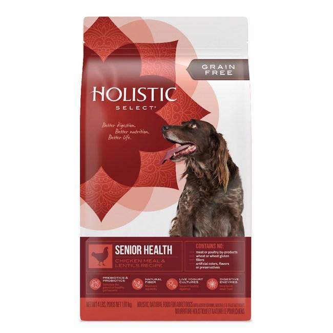 活力滋 無穀老犬雞肉養生健康配方-4磅X1包