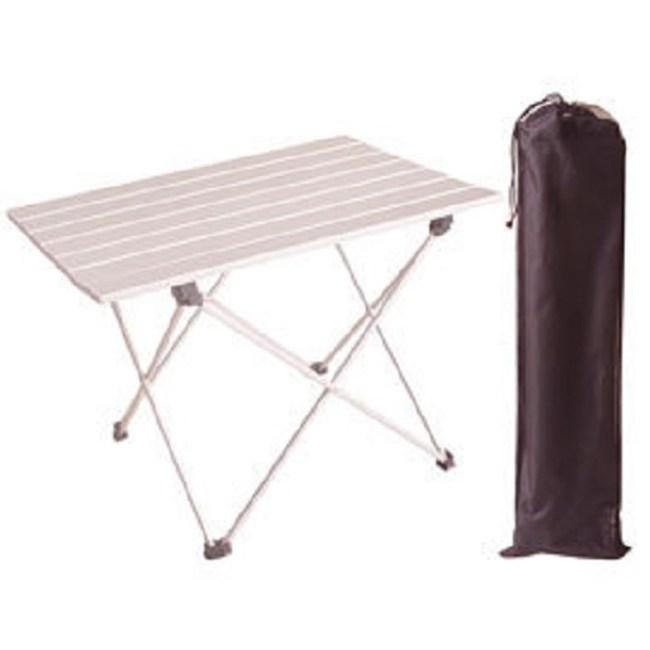 超輕巧航空鋁合金摺疊桌蛋卷桌大尺寸