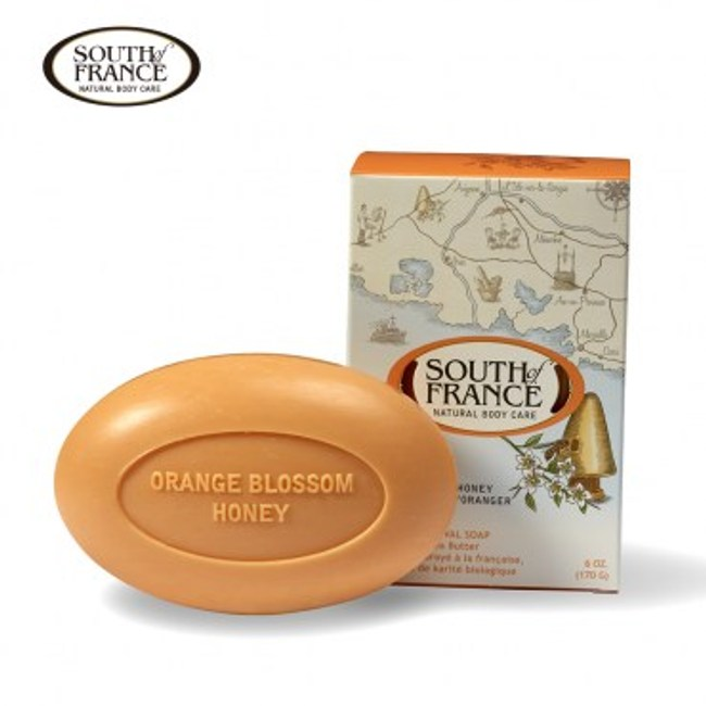 全新南法馬賽皂–橙花蜂蜜