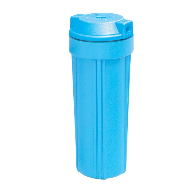RO濾心殼-第二,三道用-藍