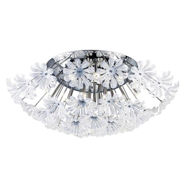 【大巨光】現代風60W內建LED半吸頂燈-中(BM-21121)