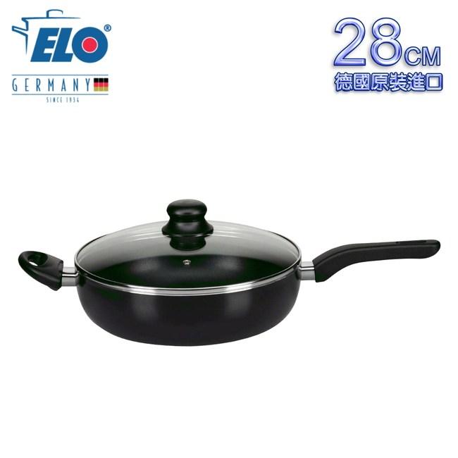 【德國ELO】JUMBO 鋁合金不沾平底鍋(28cm)