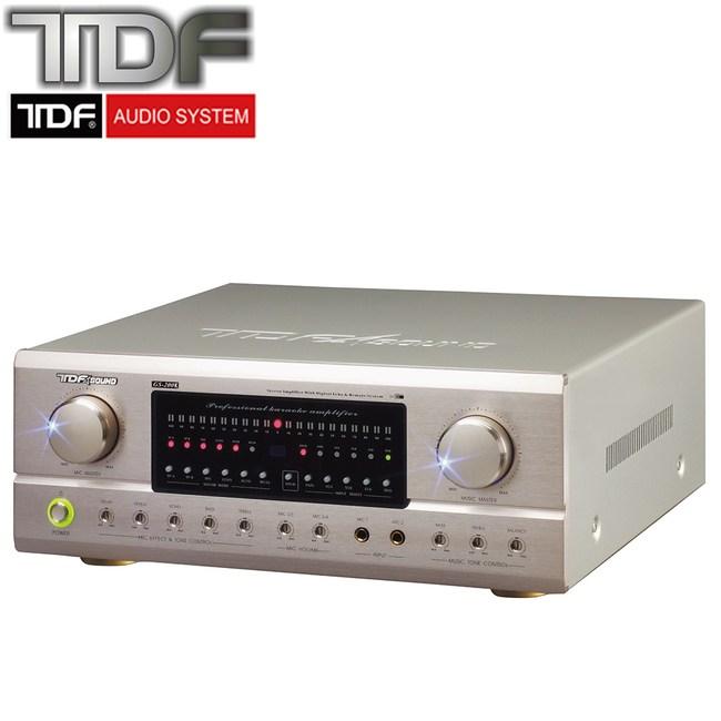 【TDF】280W+280W 綜合歌唱擴大機(N1-GS200K)N1-GS200K
