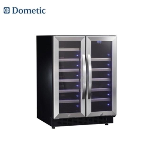 109/8/31前贈電暖器  瑞典Dometic SS40DD 雙門雙溫專業酒櫃