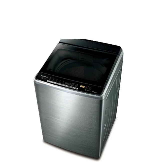 Panasonic國際牌直立式變頻洗衣機NA-V160GBS-S
