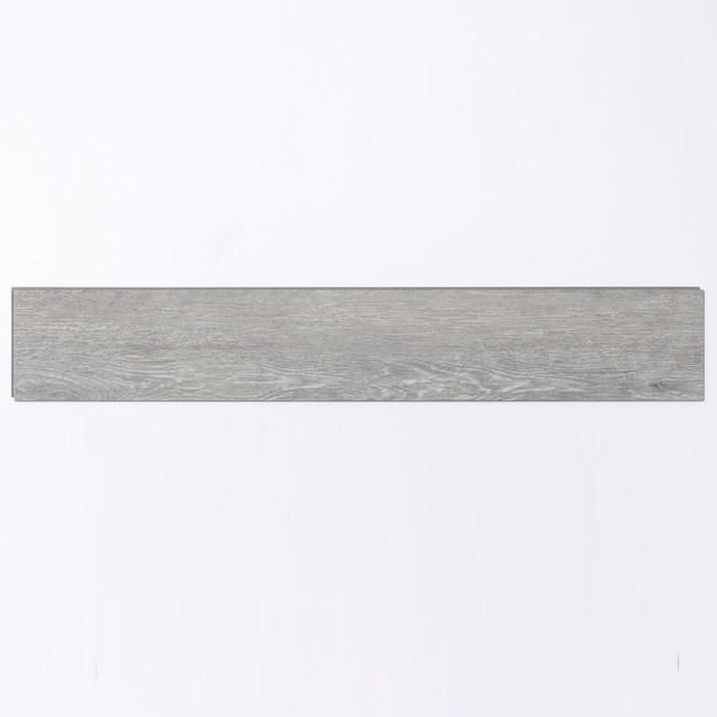 防水卡扣塑膠地板 6x36吋 寶石灰橡木 0.5坪