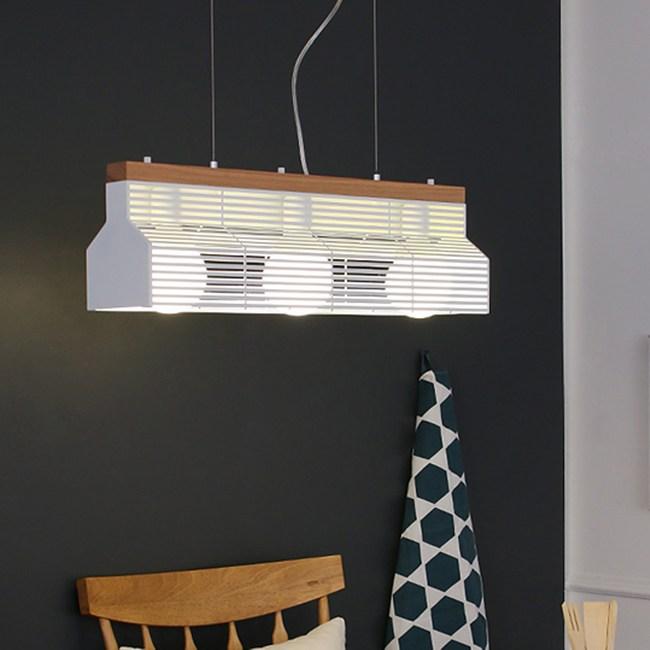 HONEY COMB 北歐風長型餐吊三燈 TA4203D
