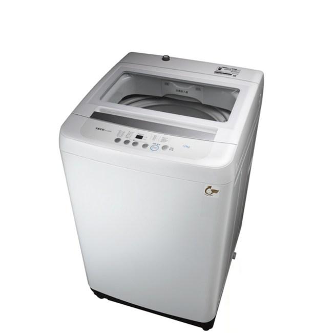 東元12公斤洗衣機典雅白W1238FW
