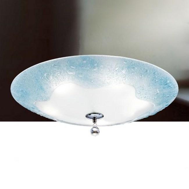 YPHOME 玻璃五燈吸頂燈 S83923H