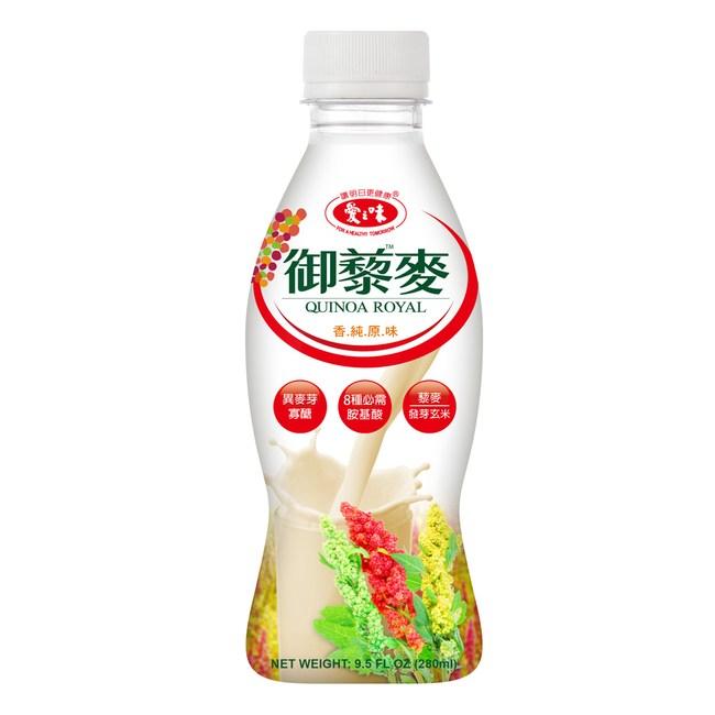 【愛之味】御藜麥280ml(24入/箱)
