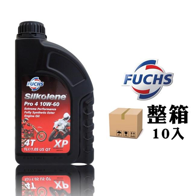 福斯 Fuchs Silkolene PRO 4 10W60(整箱)