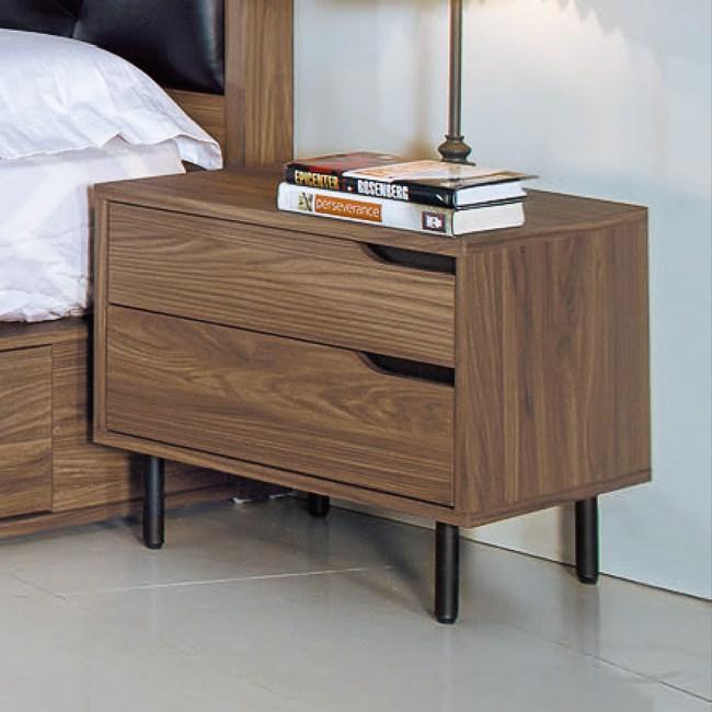 【YFS】米雪兒床頭櫃-55x40x45cm
