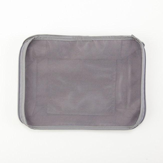 微旅行洗衣收納袋S 灰