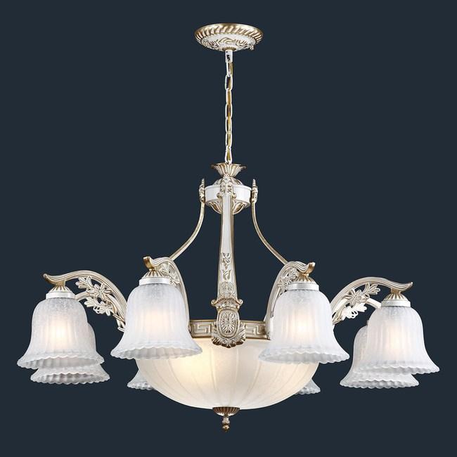 HONEY COMB 歐式客廳八燈吊燈BL90551