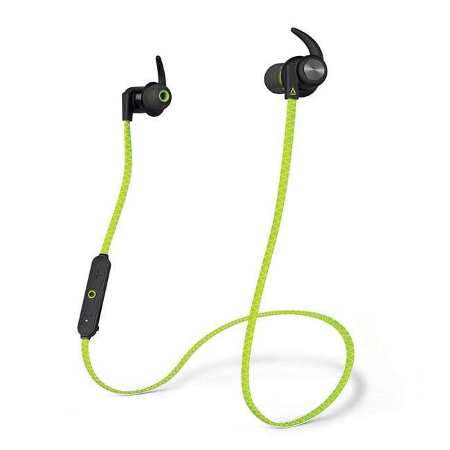 Creative Outlier 無線藍牙防水運動耳機綠色