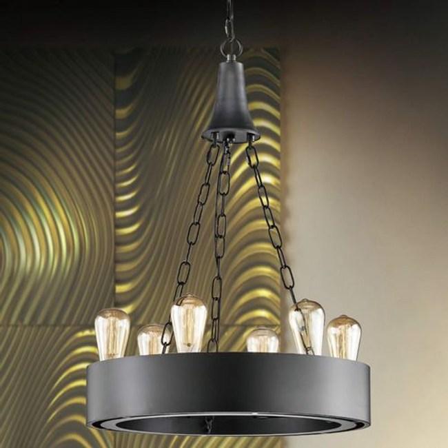 YPHOME 造型金屬吊燈  FB19214