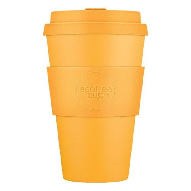 Ecoffee Cup 環保隨行杯14oz(杏黃)