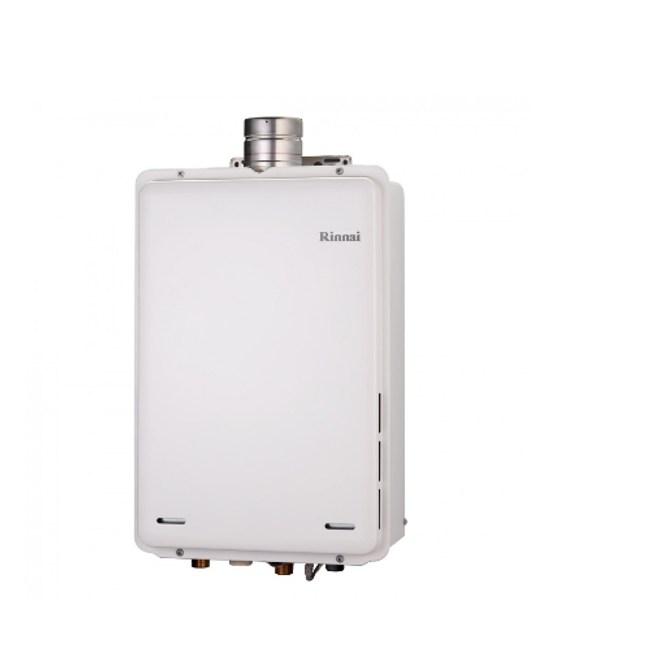 林內熱水器24公升屋內強制排氣 REU-A2426WF-TR 天然氣天然氣(台中以北)
