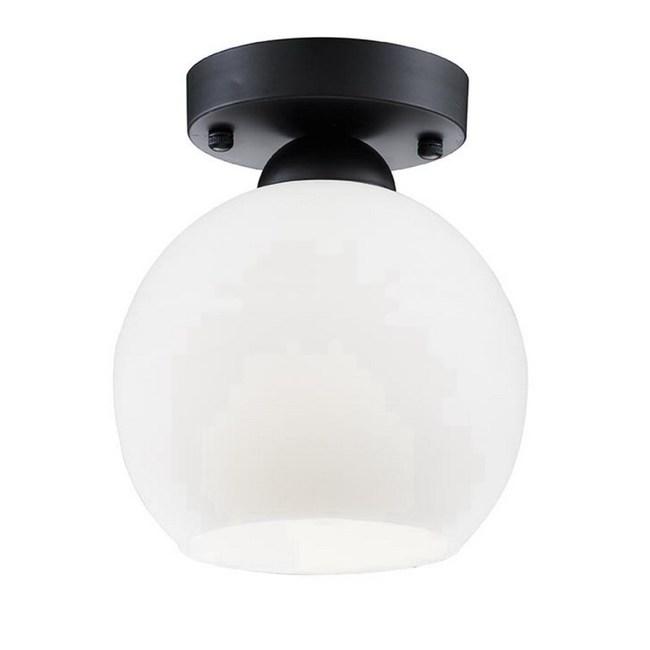 半吸頂燈_單燈_BM-12220