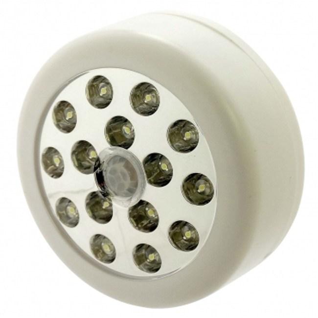 15 LED 紅外線感應燈(電池式)