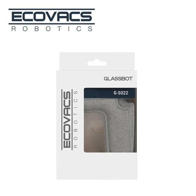 【ECOVACS】智慧擦窗機器人G830清潔布
