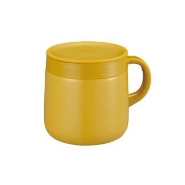 虎牌【MCI-A028-Y】280ml保溫杯-Y亮麗黃