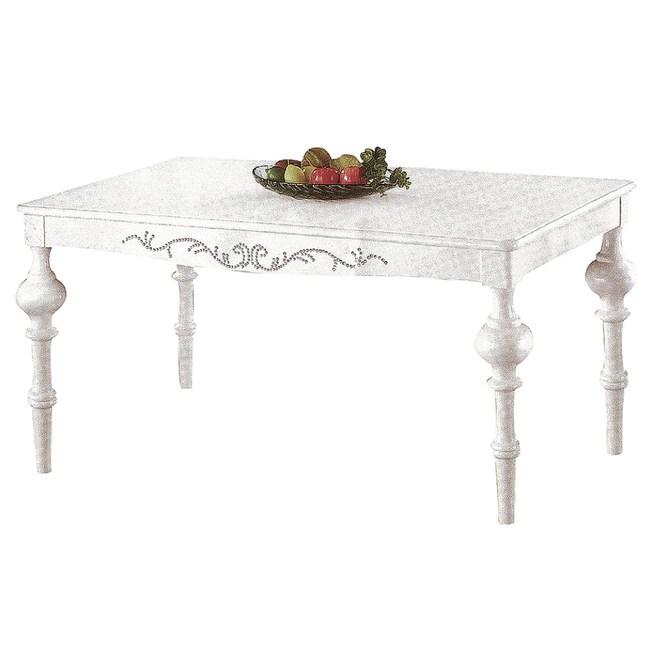 【YFS】奧蘿拉5.3尺餐桌-160x90x76cm