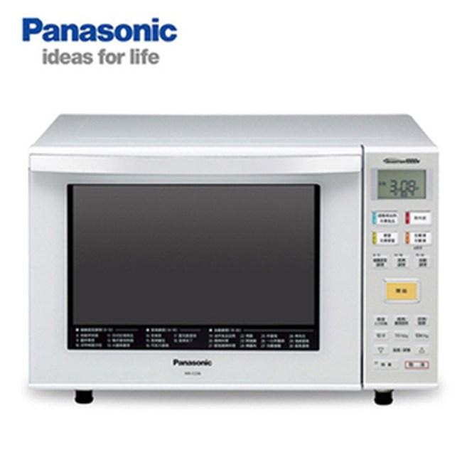 Panasonic 國際牌 23公升 光波燒烤變頻式微波爐 NN-C236