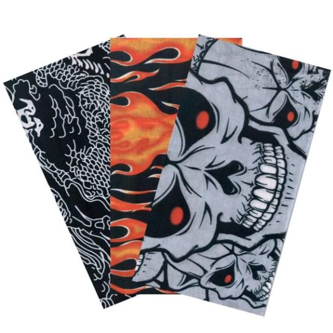 【A-Magic】台製頭巾--追風少年3入組