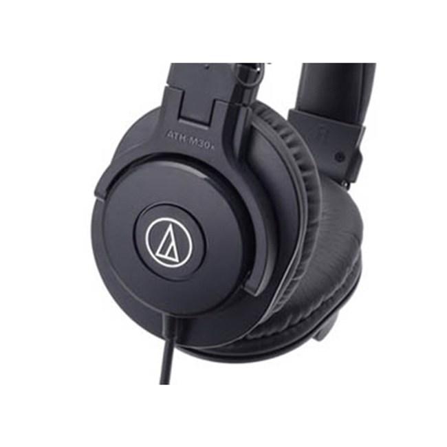 鐵三角 ATH-M30x 專業監聽 耳罩式耳機 音質清晰