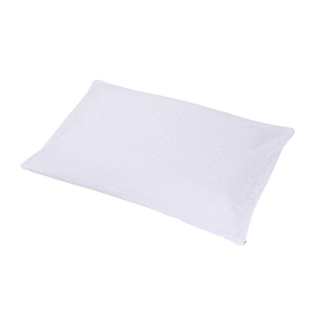 HOLA 馬來西亞天然乳膠平面枕 H7.5cm