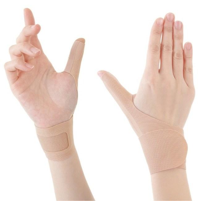 【海夫健康生活館】KP 日本 Alphax「醫生系列」強力固定腕套S