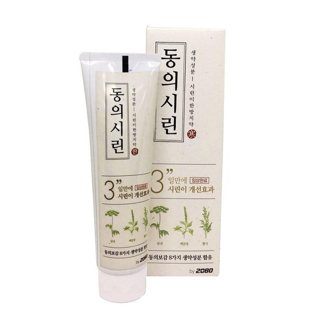 【韓國2080】草本護齦牙膏-酸冷抗敏120g