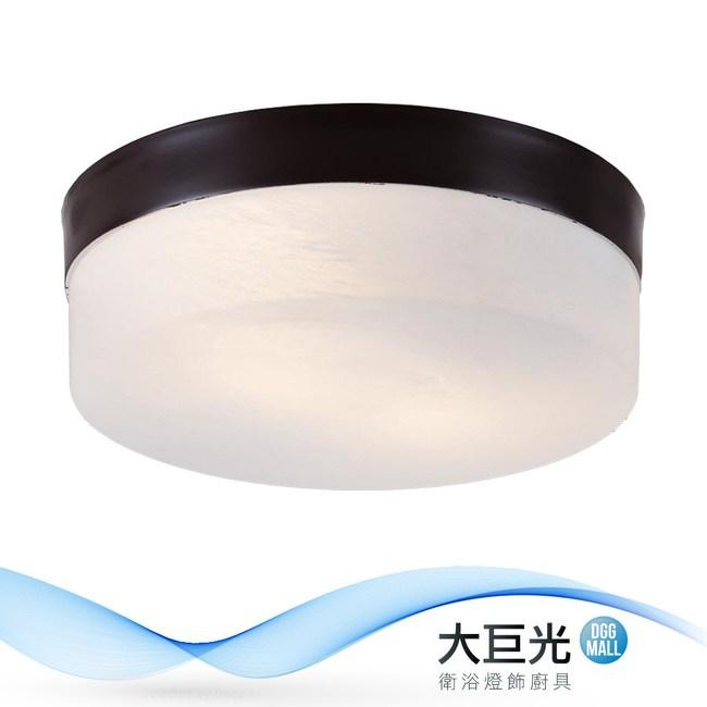 【大巨光】現代風1燈吸頂燈-小(BM-22177)