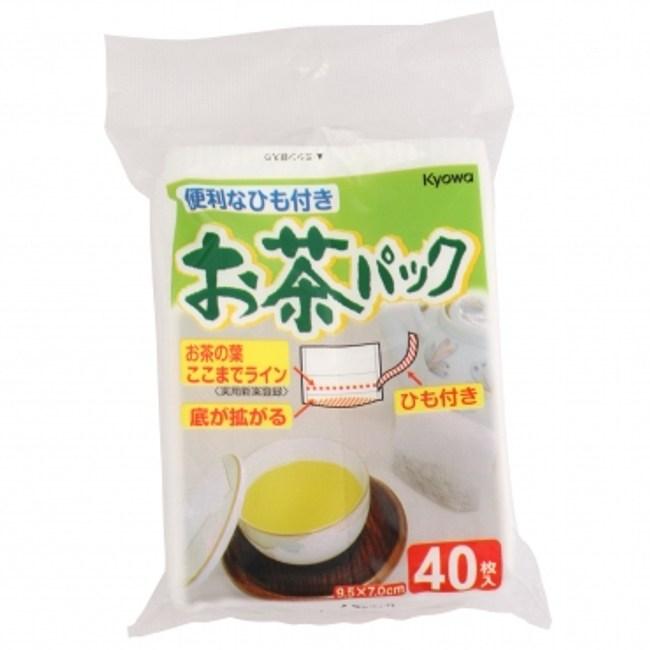 日本迷你濾茶包附線40入