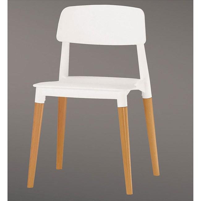 奧斯本造型椅(白)