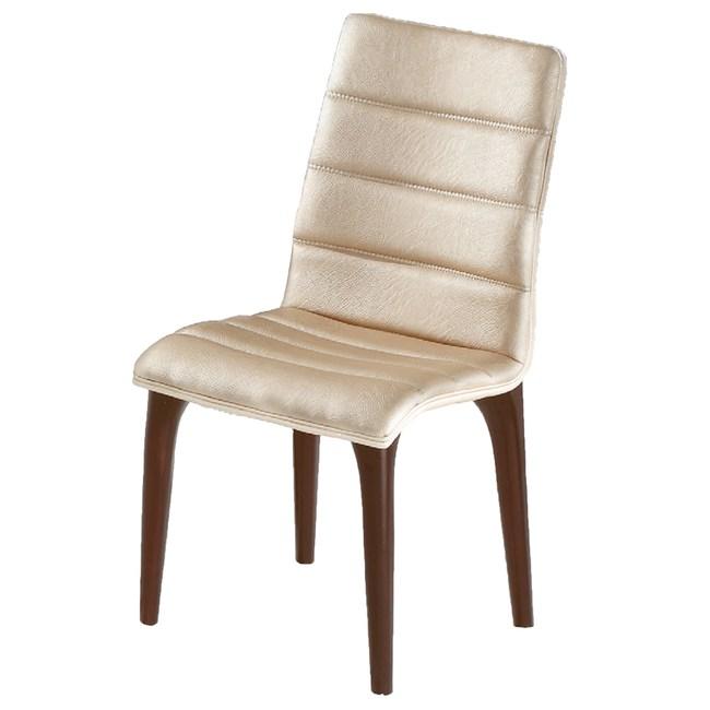 【YFS】奧蘿拉皮面餐椅-44.5x57x90.5cm