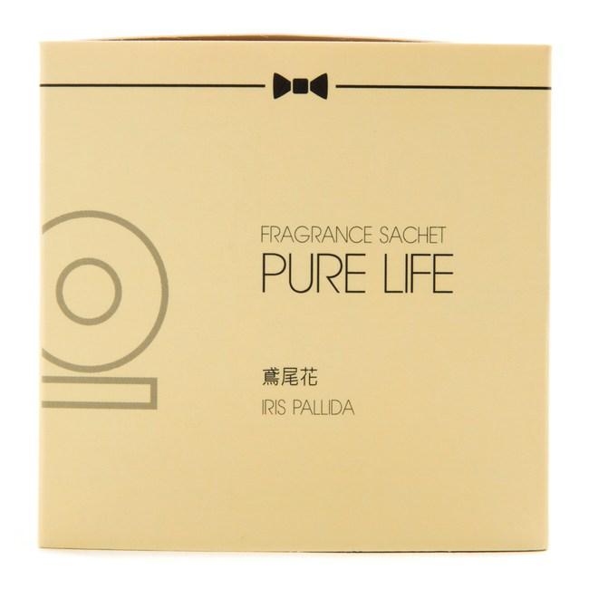 HOLA Pure Life 純淨生活香氛包禮盒組 鳶尾花
