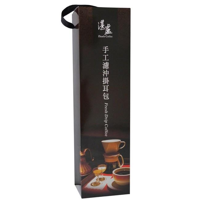 湛盧獨家經典綜合濾掛式咖啡包40入裝
