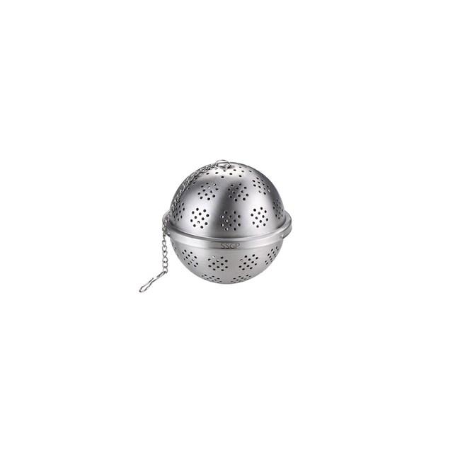 PUSH!廚房用品304不鏽鋼調料球煲湯過濾球D193-2小號二入小號二入