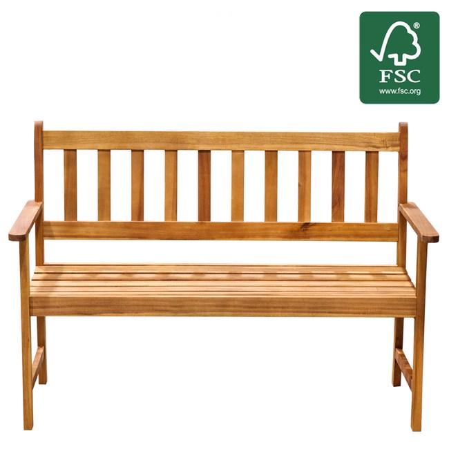 艾倫實木公園椅 FSC認證
