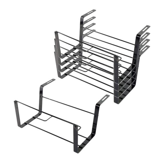 (組)簡易花槽架(可調式)-5入