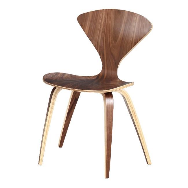 【YFS】雪麗曲木餐椅-45x45x77cm