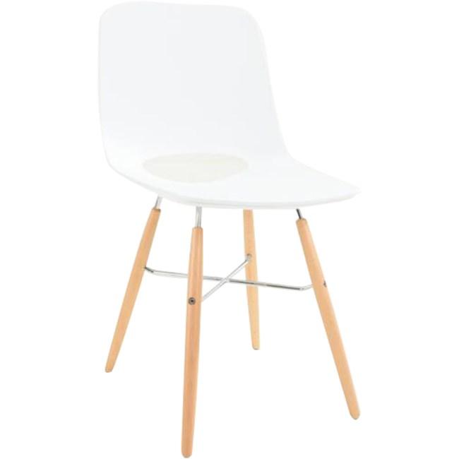 【YOI傢俱】歐特椅-白