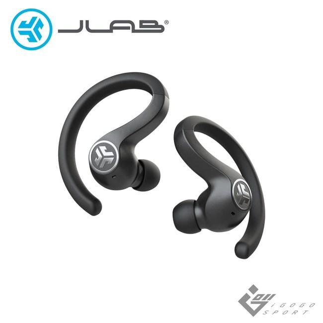 JLab JBuds Air Sport 真無線藍牙耳機黑色