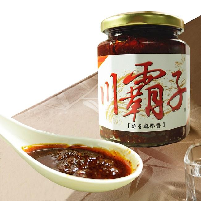 【那魯灣】富發川霸子茴香麻辣醬  24罐(265g/罐) 24罐(265g/罐)