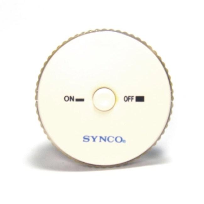 【新格牌SYNCO】水晶環開關式LED小夜燈(2入)