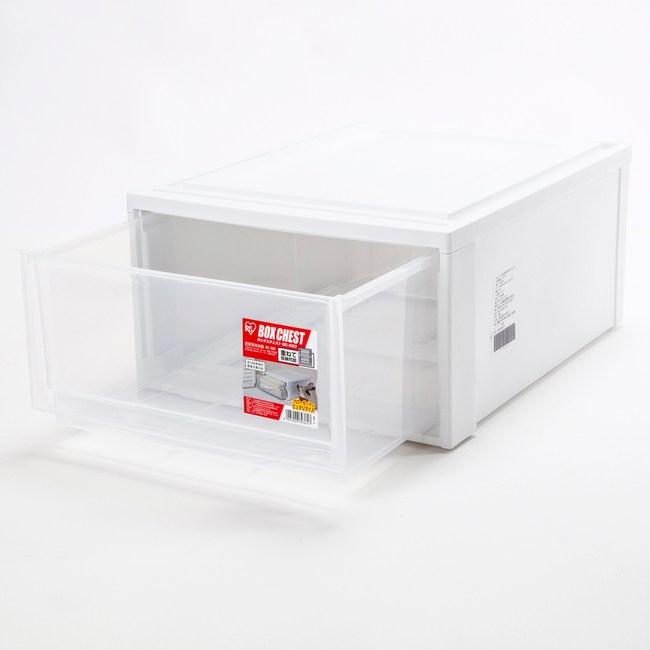 日本 IRIS 抽屜收納箱 淺型 型號BC-500