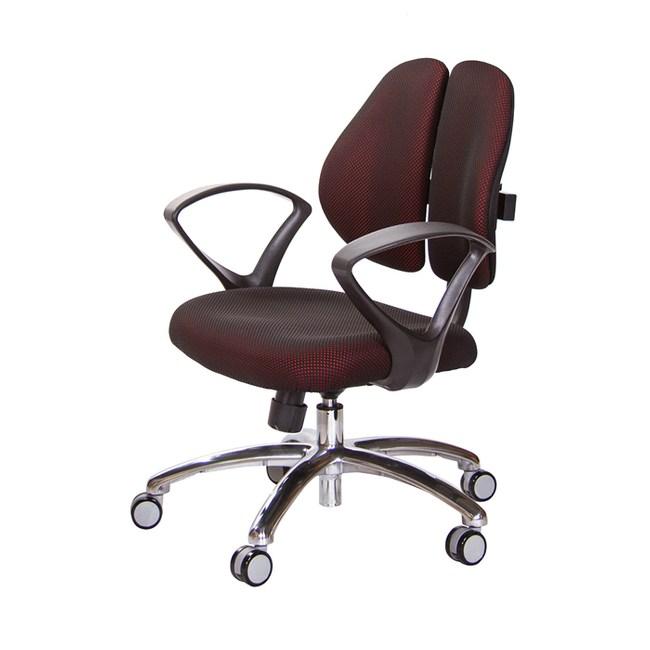 GXG 短背成泡 雙背椅 (鋁腳/D字扶手) TW-2990 LU4#訂購備註顏色